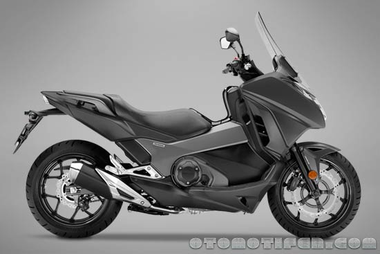 Gambar Honda Integra