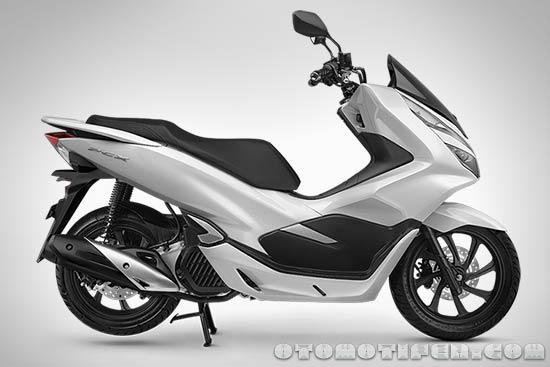 Gambar Honda PCX ABS