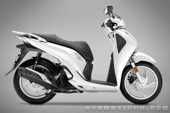 Gambar Honda SH125i