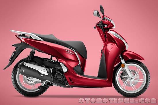 Gambar Honda SH150i