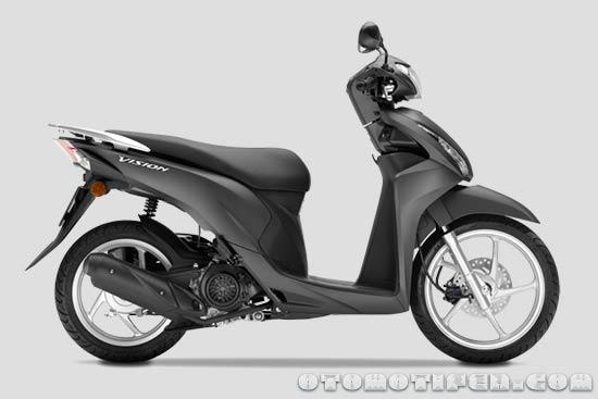 Gambar Honda Vision 110