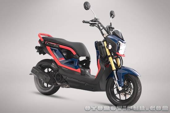 Gambar Honda Zoomer-X
