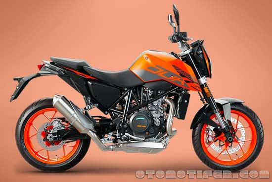 Harga Motor KTM Duke 690