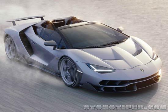 Harga Lamborghini Centenario Roadster