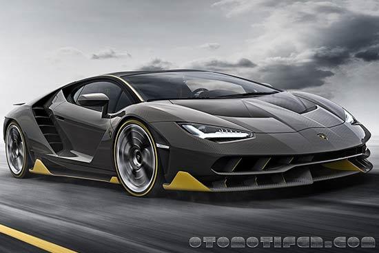 Harga Lamborghini Centenario