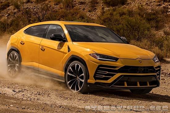 Gambar Lamborghini Urus