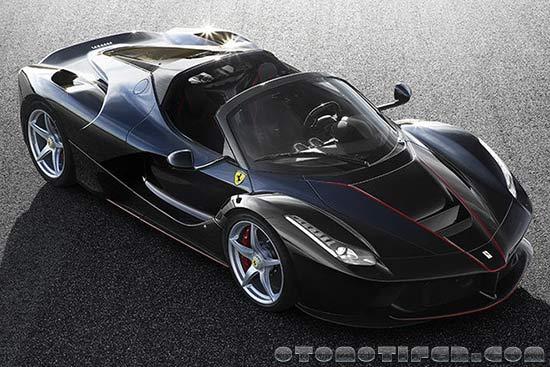 Gambar Mobil Ferrari LaFerrari Aperta