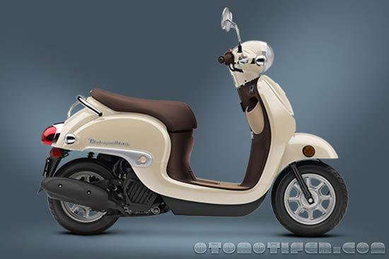 Gambar Motor Matic Honda Metropolitan