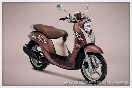 Gambar Motor Matic Yamaha Fino Premium