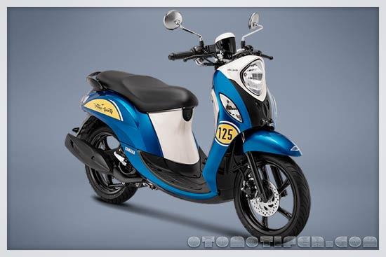 25 Harga Motor Matic Yamaha Terbaru 2019 | Otomotifer