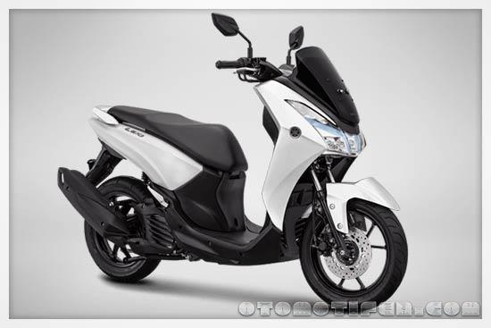 25 Harga Motor Matic Yamaha Terbaru 2019 Otomotifer