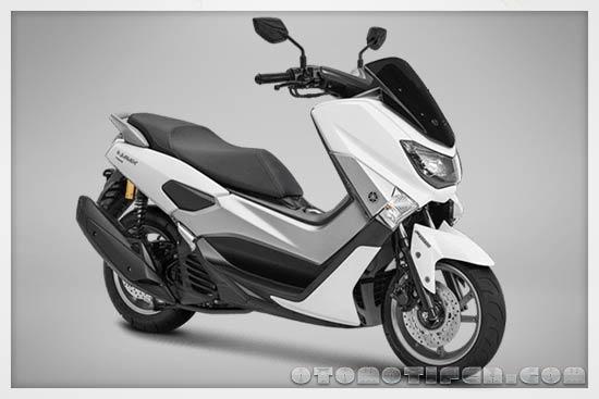 Gambar Motor Matic Yamaha Nmax ABS