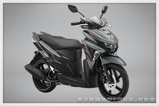 Gambar Motor Matic Yamaha All New Soul GT