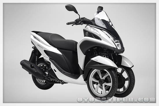 Gambar Motor Matic Yamaha Tricity