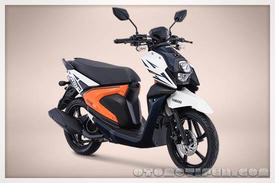 29 Harga Motor Yamaha Matic Terbaru Murah Maret 2020 Otoflik