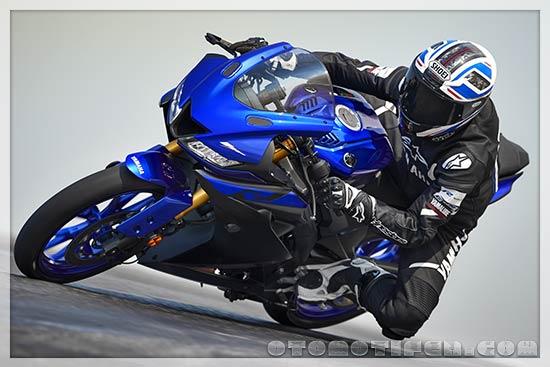 Gambar Motor Sport Yamaha R125