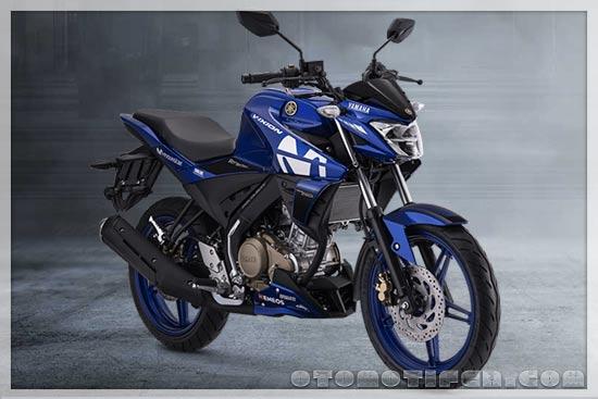 Gambar Motor Sport Yamaha Vixion Movistar