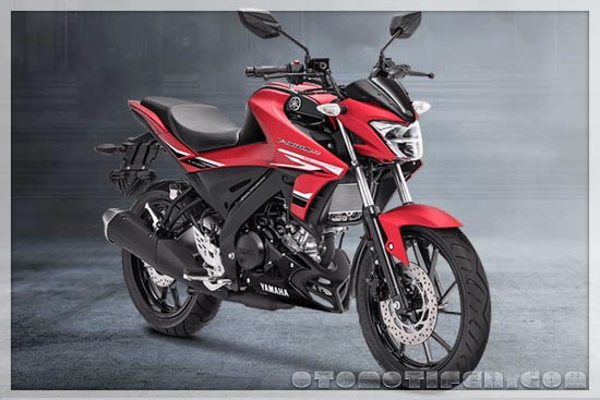 Gambar Motor Sport Yamaha Vixion R