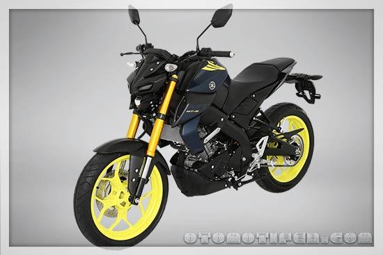 Gambar Motor Yamaha MT-15