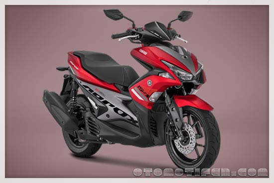 Gambar Yamaha Aerox 155 VVA