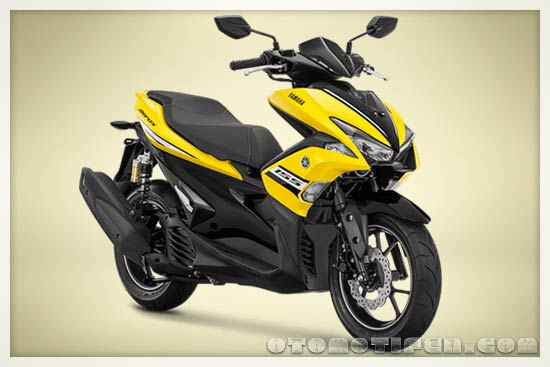 Yamaha Aerox 155 R-Version