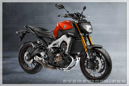 Gambar Yamaha Yamaha MT-09