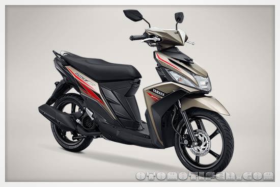 Gambar Motor Matic Yamaha Mio Z