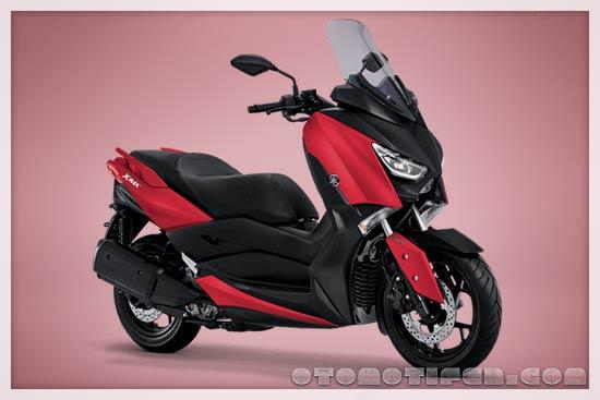 Gambar Yamaha XMAX 250