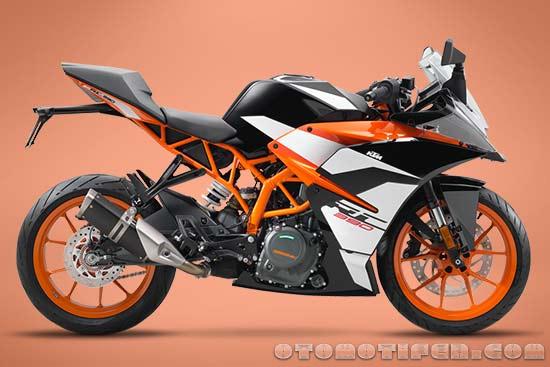 Harga Motor KTM RC390