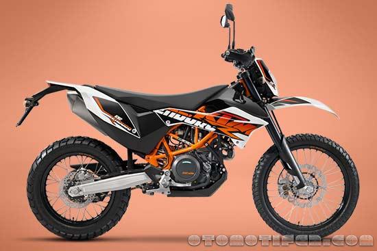 Harga Motor KTM 690 Enduro R