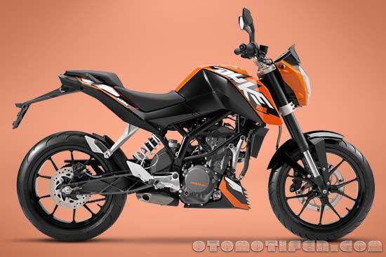 Harga Motor KTM Duke 200