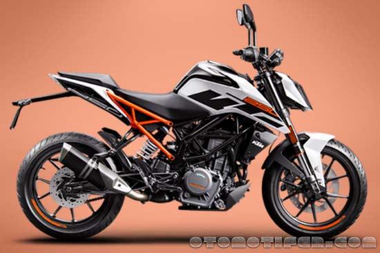 Harga Motor KTM Duke 250