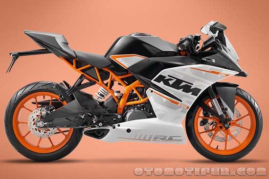 Harga Motor KTM RC 250