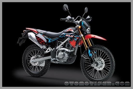 Harga Motor Kawasaki KLX150BF SE (X-TREME)