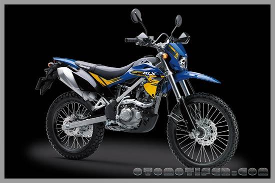 Harga Motor Kawasaki KLX 150BF SE