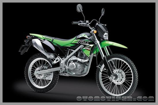 Harga Motor Kawasaki KLX 150BF