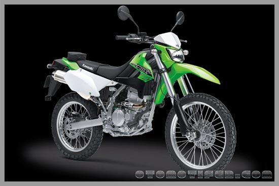 Harga Motor KawasakiKLX 250
