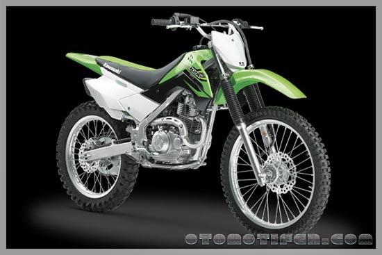 Harga Motor Kawasaki New KLX