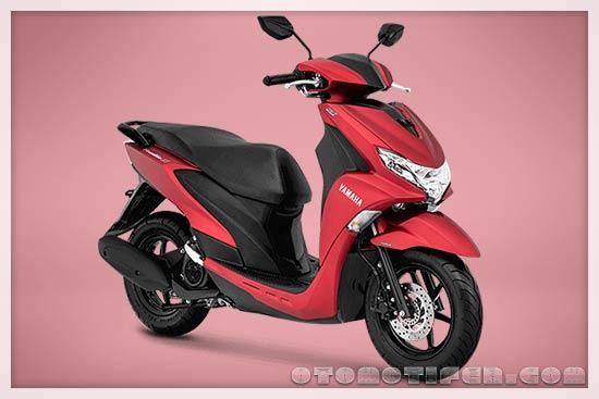 Harga Motor Matic Yamaha FreeGo S ABS