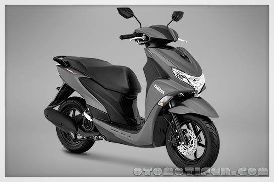 Harga Motor Matic Yamaha FreeGo S