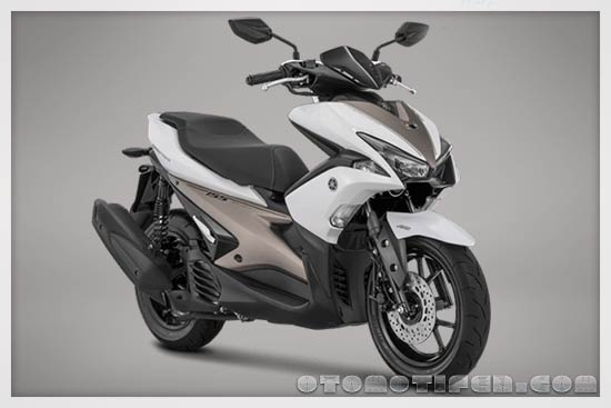 Gambar Yamaha Aerox 155 S-Version