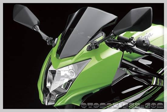 Headlamp Ninja 250SL