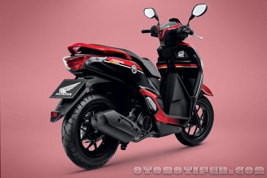 Gambar Motor Honda Moove