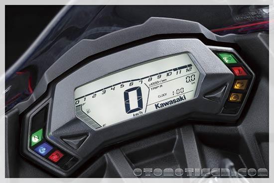 Speedometer Ninja 250SL