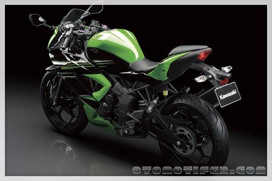Spesifikasi Ninja 250SL