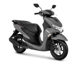 Warna Yamaha FreeGo Matte Grey