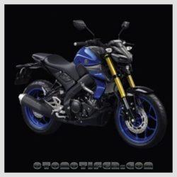 Warna Yamaha MT-15 Biru