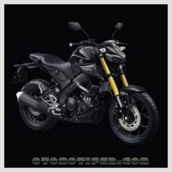 Warna Yamaha MT-15 Hitam