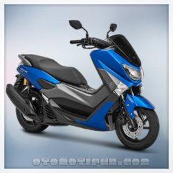 Warna Yamaha NMAX Biru