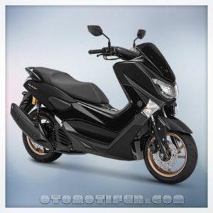 Warna Yamaha NMAX Hitam